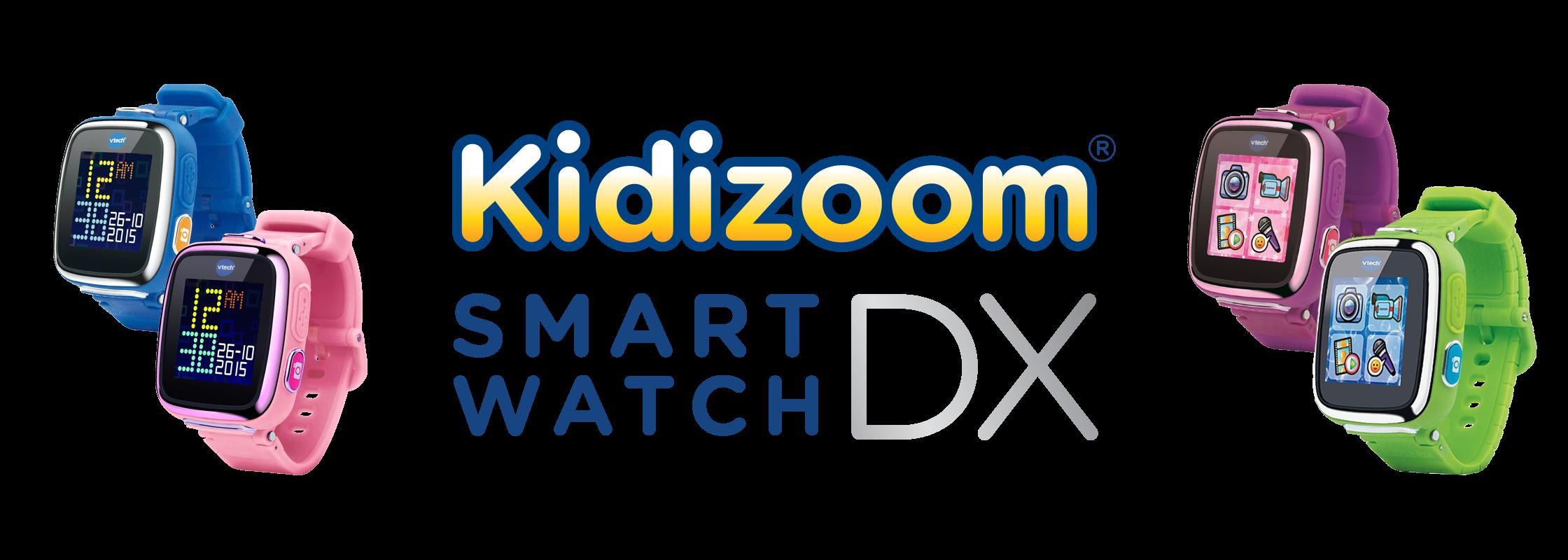 ef0bb758904 O Kidizoom Smart Watch é muito mais que um simples relógio! Para além de  dar as horas