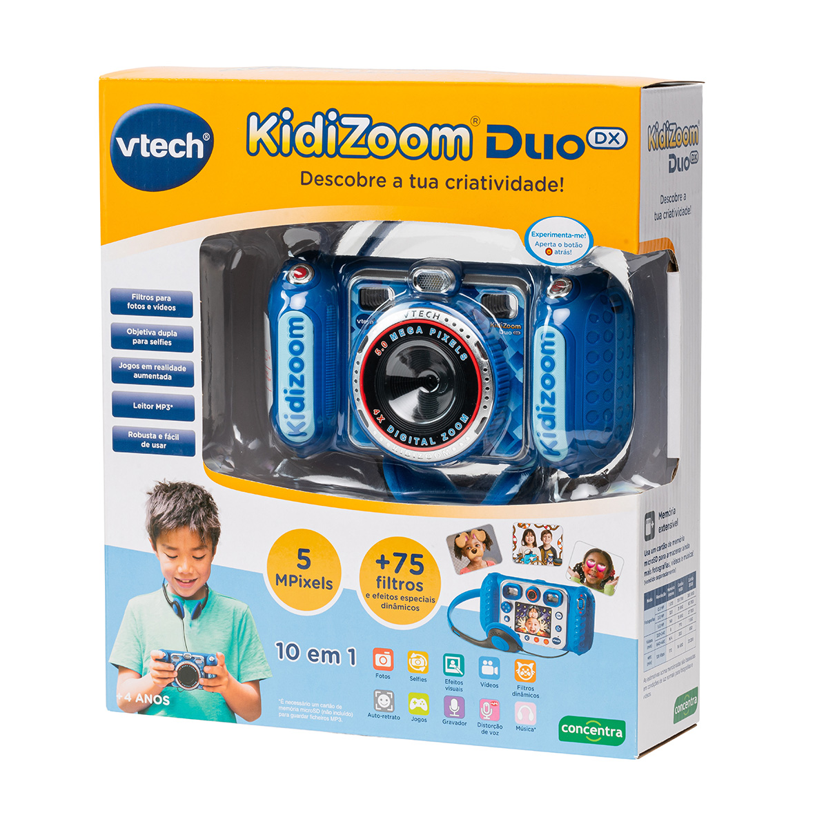 Kidizoom Camera Duo